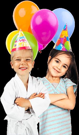 Martial Arts ATA Martial Arts Chesterfield - Birthday Parties